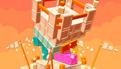 لعبة لغز هدم القلعة العاب ألغاز أونلاين Demolish Castle Puzzle