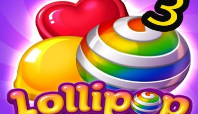 لعبة مطابقة حلوى المصاصات العاب مطابقة مجانية Lollipops Candy Blast Mania – Match 3 Puzzle Game