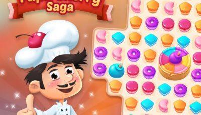 لعبة ملحمة بابا الكرز العاب مطابقة اونلاين مجانية Papa Cherry Saga