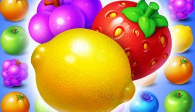 لعبة مطابقة الفاكهة العاب مطابقة اونلاين مجانية Fruit Swipe Match It