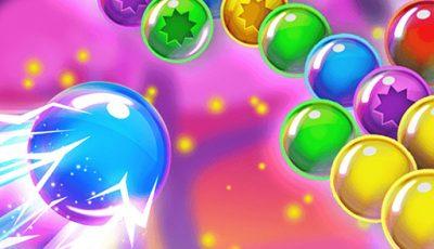 لعبة مطابقة الفقاعات الملونة العاب مطابقة أونلاين Bubble Wipeout