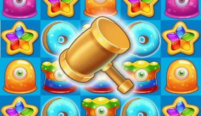 لعبة مطابقة الجواهر العاب مطابقة اونلاين مجانية Tasty Jewels