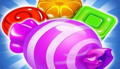 لعبة مطابقة حلوى الجيلى Jelly Match3 Jelly Word Fruit Splash Mania Beast B