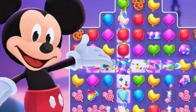 لعبة مطابقة ديزنى الثلاثية العاب مطابقة اونلاين مجانية Disney Match 3 Puzzle