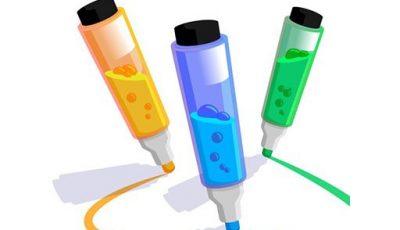 لعبة سباق القلم ثلاثى الأبعاد العاب سباق اونلاين مجانية Pen Run – 3D Pen Race Game