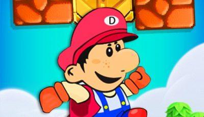 لعبة مغامرة سوبر ماريو العاب ماريو اونلاين مجانية Super Tom Adventure Game