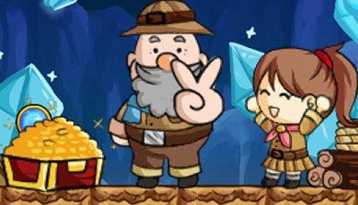 لعبة مغامرة عمال المناجم لعاب مغامرة اونلاين Miners Adventure