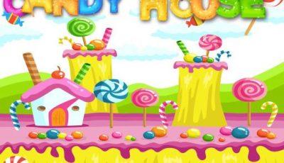لعبة كاندي هاوس كراش العاب مطابقة اونلاين مجانية Candy House Crash