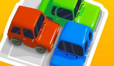 لعبة مواقف السيارات الضخمة العاب سيارات اونلاين مجانية Mega Car Parking Jam
