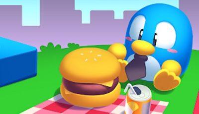 لعبة نزهة البطريق ألعاب أونلاين مجانية Picnic Penguin