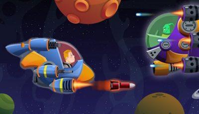 لعبة هجوم المجرة العاب اكشن اونلاين مجانية Galactic Attack