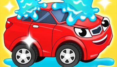لعبة محطة ورشة غسيل السيارات العاب سيارات اونلاين مجانية Car wash workshop station