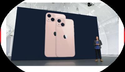 شركة أبل تكشف رسميا عن سعر iPhone 13 و iPhone 13 min